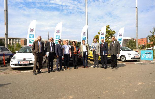Fiat a demarat primul program gratuit de car sharing pentru studenții români: Fiat Likes U - Poza 7