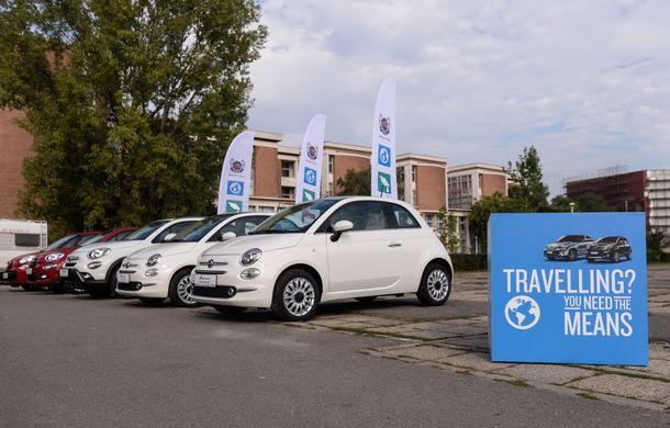 Fiat a demarat primul program gratuit de car sharing pentru studenții români: Fiat Likes U - Poza 2