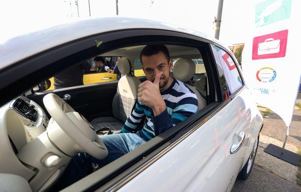 Fiat a demarat primul program gratuit de car sharing pentru studenții români: Fiat Likes U - Poza 5