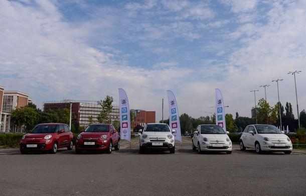 Fiat a demarat primul program gratuit de car sharing pentru studenții români: Fiat Likes U - Poza 3