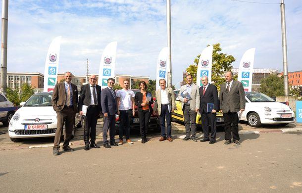 Fiat a demarat primul program gratuit de car sharing pentru studenții români: Fiat Likes U - Poza 6