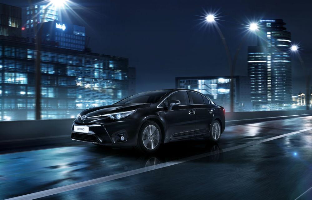 Noile Toyota Avensis şi Auris facelift au preţuri în România: de la 20.250, respectiv 16.400 de euro - Poza 1