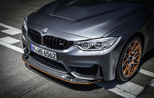 BMW M4 GTS: 500 CP și 0-100 km/h în 3.8 secunde pentru cel mai rapid BMW de serie - Poza 28