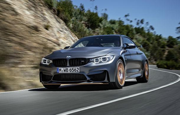 BMW M4 GTS: 500 CP și 0-100 km/h în 3.8 secunde pentru cel mai rapid BMW de serie - Poza 13