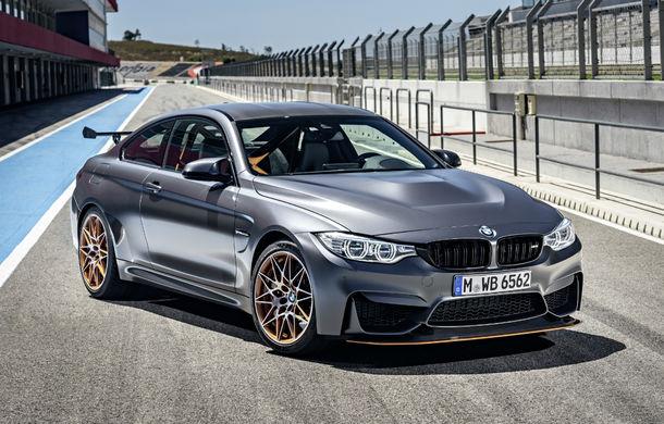 BMW M4 GTS: 500 CP și 0-100 km/h în 3.8 secunde pentru cel mai rapid BMW de serie - Poza 26