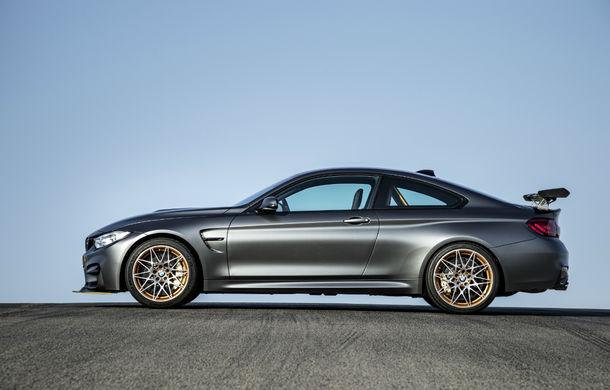 BMW M4 GTS: 500 CP și 0-100 km/h în 3.8 secunde pentru cel mai rapid BMW de serie - Poza 11