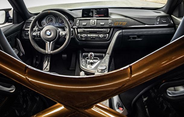 BMW M4 GTS: 500 CP și 0-100 km/h în 3.8 secunde pentru cel mai rapid BMW de serie - Poza 52