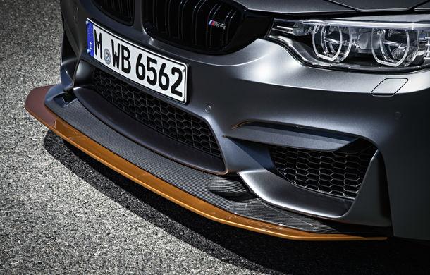 BMW M4 GTS: 500 CP și 0-100 km/h în 3.8 secunde pentru cel mai rapid BMW de serie - Poza 44