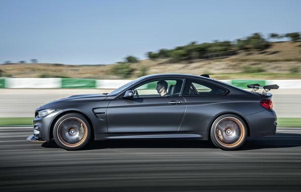 BMW M4 GTS: 500 CP și 0-100 km/h în 3.8 secunde pentru cel mai rapid BMW de serie - Poza 4