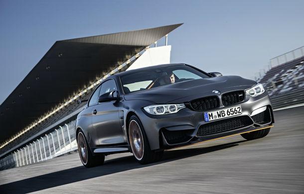 BMW M4 GTS: 500 CP și 0-100 km/h în 3.8 secunde pentru cel mai rapid BMW de serie - Poza 8
