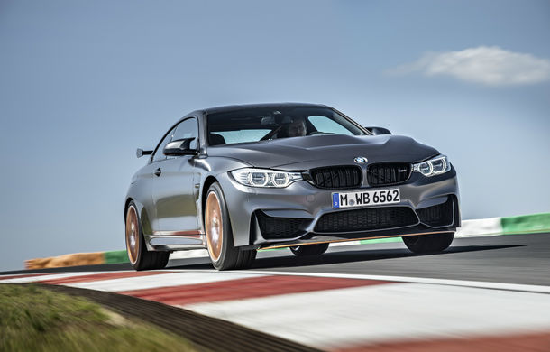 BMW M4 GTS: 500 CP și 0-100 km/h în 3.8 secunde pentru cel mai rapid BMW de serie - Poza 18