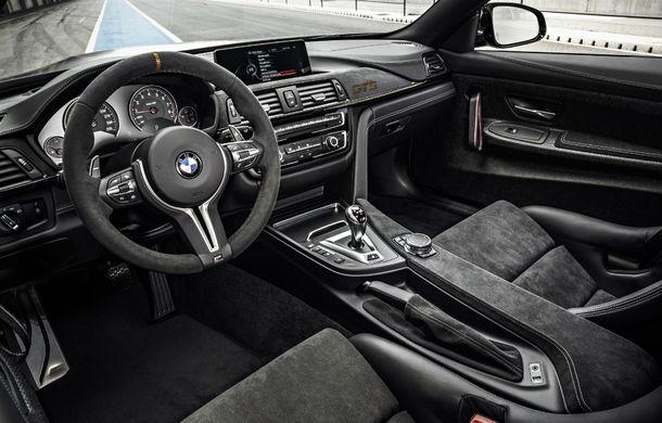 BMW M4 GTS: 500 CP și 0-100 km/h în 3.8 secunde pentru cel mai rapid BMW de serie - Poza 22