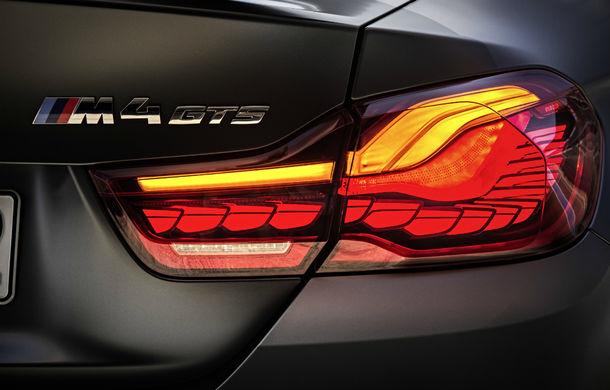 BMW M4 GTS: 500 CP și 0-100 km/h în 3.8 secunde pentru cel mai rapid BMW de serie - Poza 37