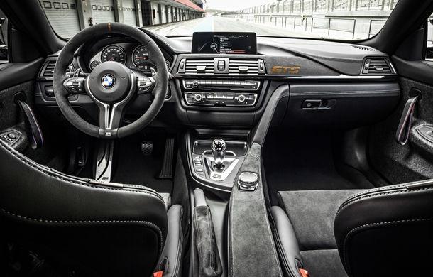 BMW M4 GTS: 500 CP și 0-100 km/h în 3.8 secunde pentru cel mai rapid BMW de serie - Poza 19