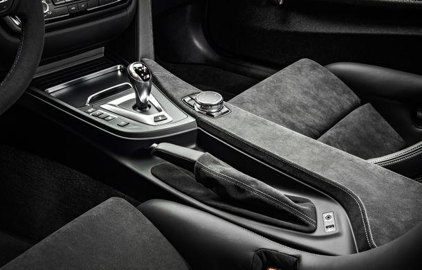 BMW M4 GTS: 500 CP și 0-100 km/h în 3.8 secunde pentru cel mai rapid BMW de serie - Poza 21