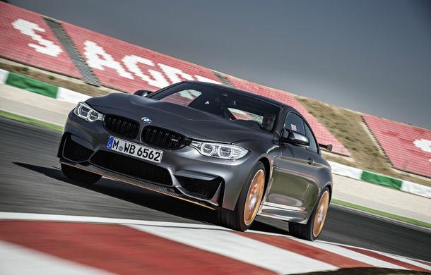 BMW M4 GTS: 500 CP și 0-100 km/h în 3.8 secunde pentru cel mai rapid BMW de serie - Poza 3