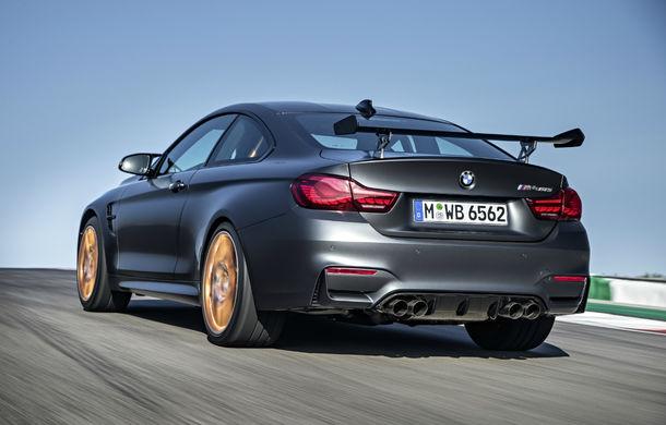 BMW M4 GTS: 500 CP și 0-100 km/h în 3.8 secunde pentru cel mai rapid BMW de serie - Poza 6
