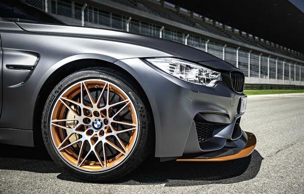 BMW M4 GTS: 500 CP și 0-100 km/h în 3.8 secunde pentru cel mai rapid BMW de serie - Poza 14