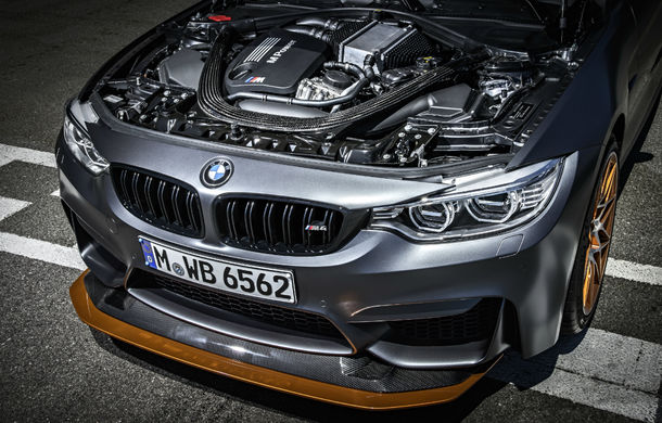 BMW M4 GTS: 500 CP și 0-100 km/h în 3.8 secunde pentru cel mai rapid BMW de serie - Poza 30