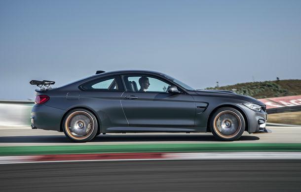 BMW M4 GTS: 500 CP și 0-100 km/h în 3.8 secunde pentru cel mai rapid BMW de serie - Poza 7