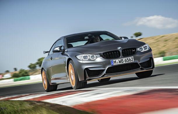 BMW M4 GTS: 500 CP și 0-100 km/h în 3.8 secunde pentru cel mai rapid BMW de serie - Poza 2