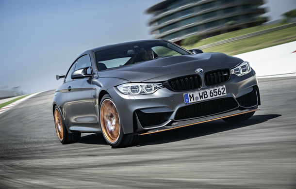 BMW M4 GTS: 500 CP și 0-100 km/h în 3.8 secunde pentru cel mai rapid BMW de serie - Poza 17