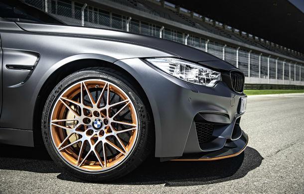 BMW M4 GTS: 500 CP și 0-100 km/h în 3.8 secunde pentru cel mai rapid BMW de serie - Poza 35