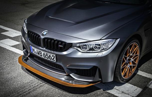 BMW M4 GTS: 500 CP și 0-100 km/h în 3.8 secunde pentru cel mai rapid BMW de serie - Poza 27
