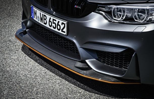 BMW M4 GTS: 500 CP și 0-100 km/h în 3.8 secunde pentru cel mai rapid BMW de serie - Poza 15