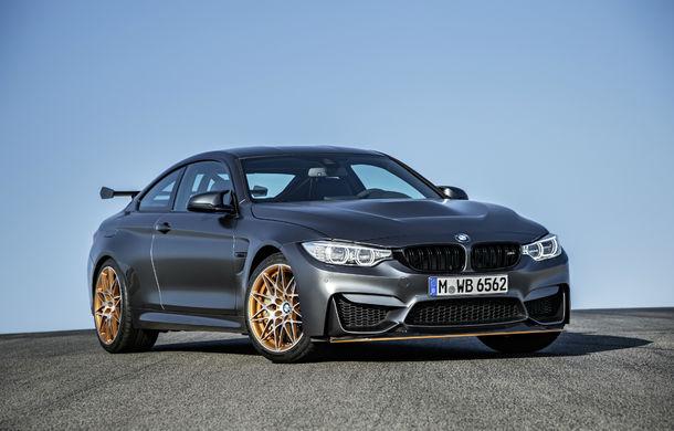 BMW M4 GTS: 500 CP și 0-100 km/h în 3.8 secunde pentru cel mai rapid BMW de serie - Poza 9