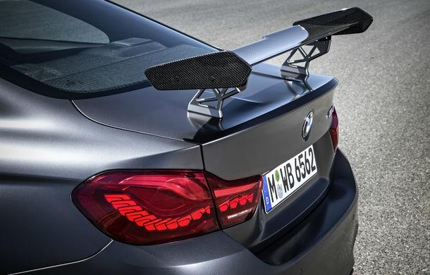 BMW M4 GTS: 500 CP și 0-100 km/h în 3.8 secunde pentru cel mai rapid BMW de serie - Poza 43