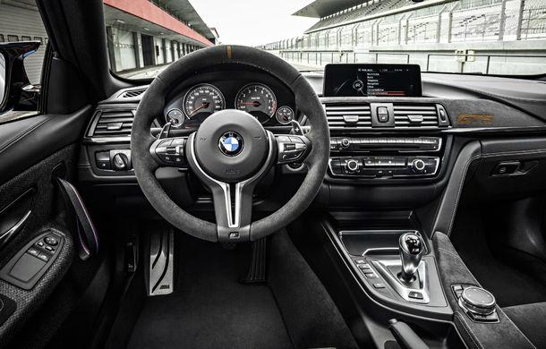 BMW M4 GTS: 500 CP și 0-100 km/h în 3.8 secunde pentru cel mai rapid BMW de serie - Poza 20