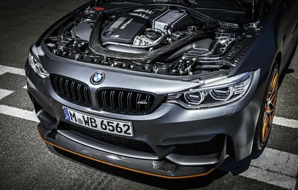 BMW M4 GTS: 500 CP și 0-100 km/h în 3.8 secunde pentru cel mai rapid BMW de serie - Poza 29
