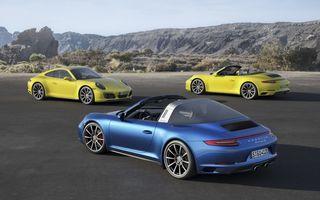 Porsche a aplicat facelift-ul lui 911 și pe variantele cu tracțiune integrală
