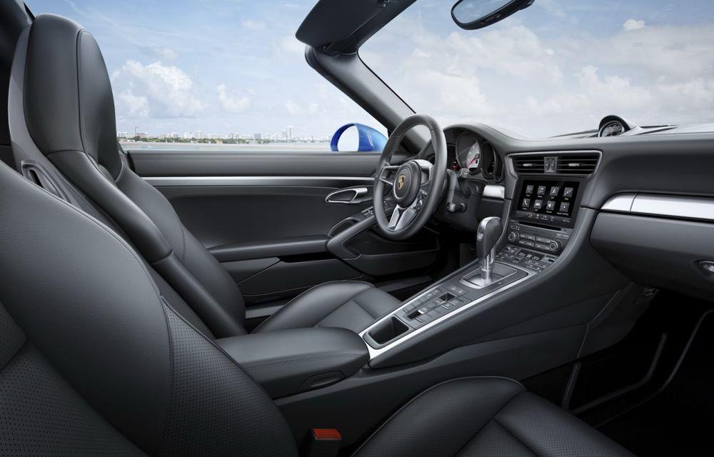 Porsche a aplicat facelift-ul lui 911 și pe variantele cu tracțiune integrală - Poza 8