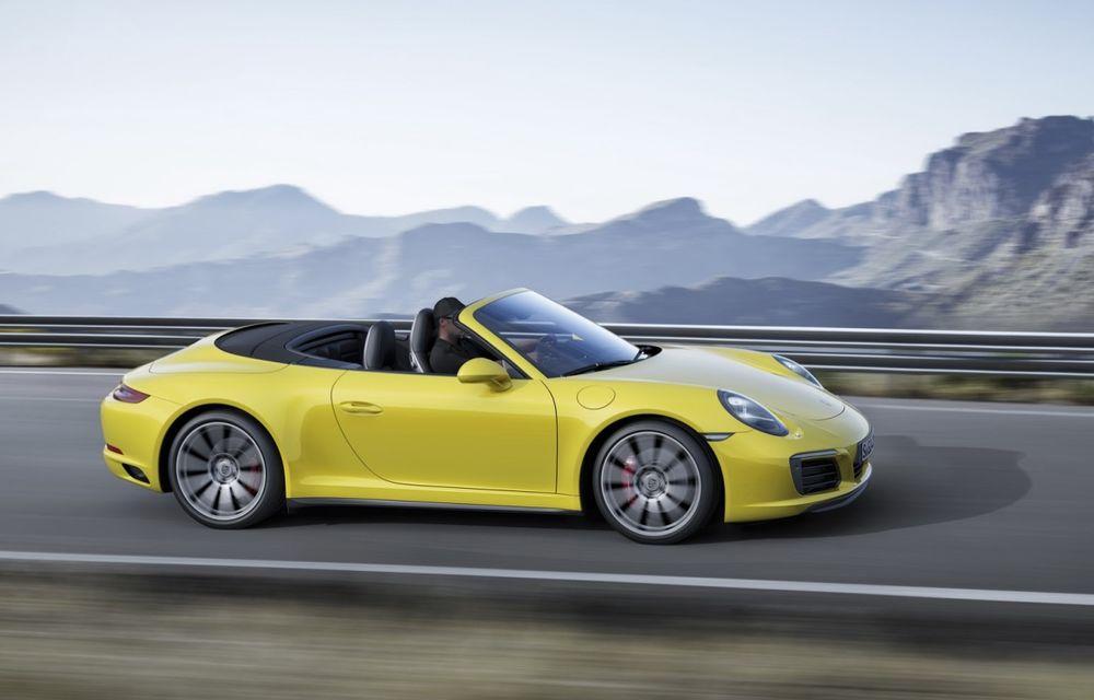 Porsche a aplicat facelift-ul lui 911 și pe variantele cu tracțiune integrală - Poza 4