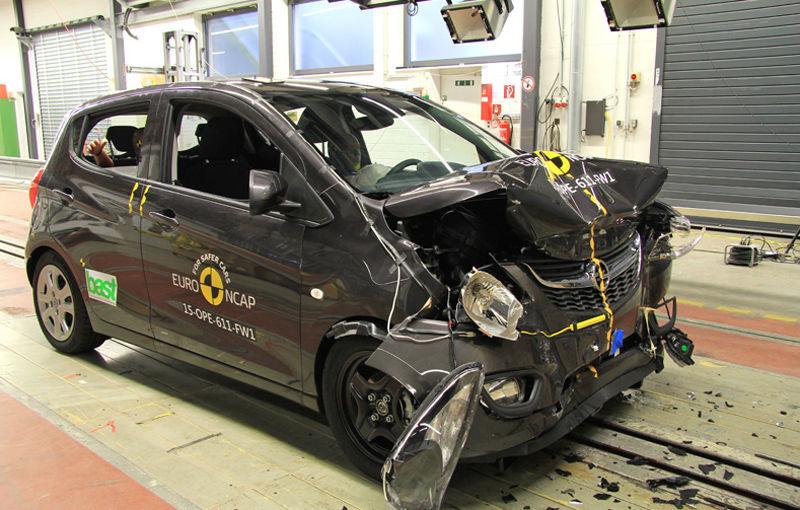 Teste de siguranţă: 5 stele pentru noul Tucson, 4 stele pentru Mazda MX-5 şi Opel Karl - Poza 7