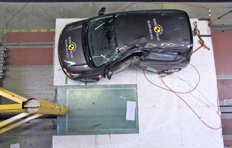 Teste de siguranţă: 5 stele pentru noul Tucson, 4 stele pentru Mazda MX-5 şi Opel Karl - Poza 8