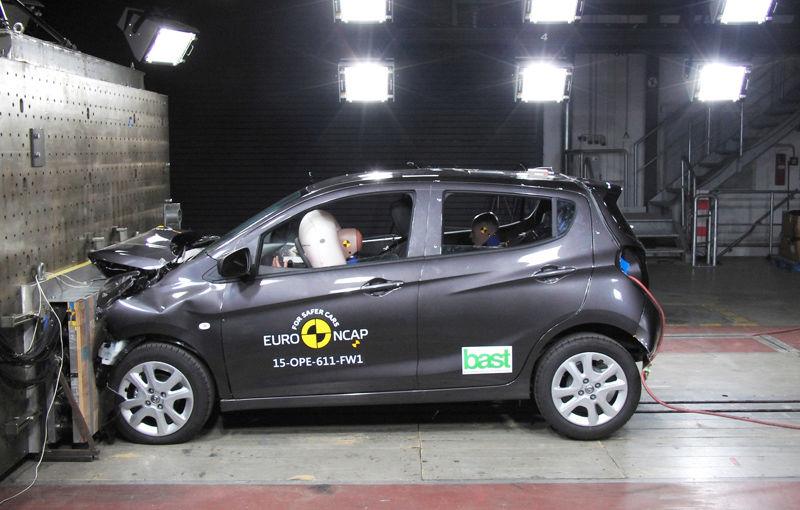 Teste de siguranţă: 5 stele pentru noul Tucson, 4 stele pentru Mazda MX-5 şi Opel Karl - Poza 6