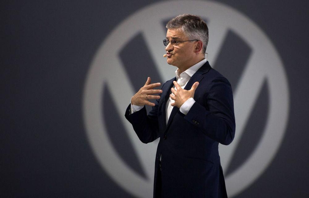 """Directorul Volkswagen SUA: """"Ştiam despre problemele de emisii din primăvara lui 2014"""" - Poza 1"""