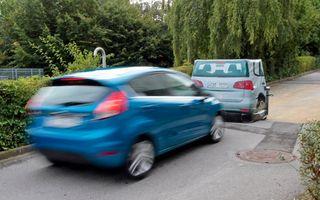 Active City Safety: cum a proiectat Ford sistemul de frânare automată