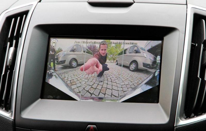 Camera video split-view de nouă generație de la Ford: ce este și cum funcționează? - Poza 3