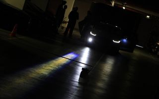Viitorul farurilor Ford - Spot Light System: ce este și cum funcționează?
