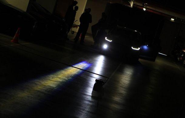 Viitorul farurilor Ford - Spot Light System: ce este și cum funcționează? - Poza 1