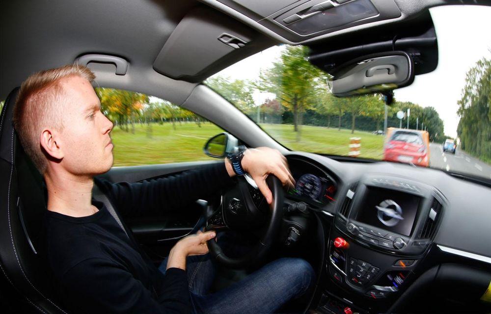 Opel prezintă prototipul unui Insignia capabil să evite singur accidentele - Poza 5