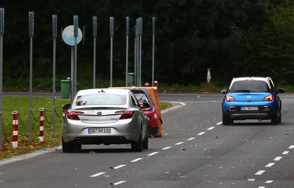 Opel prezintă prototipul unui Insignia capabil să evite singur accidentele - Poza 6