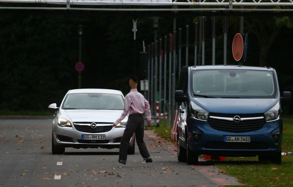Opel prezintă prototipul unui Insignia capabil să evite singur accidentele - Poza 2