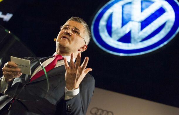 """Managerii nu știau de soft-ul de păcălire a emisiilor. Șeful VW SUA: """"Doi ingineri sunt vinovați"""" - Poza 1"""