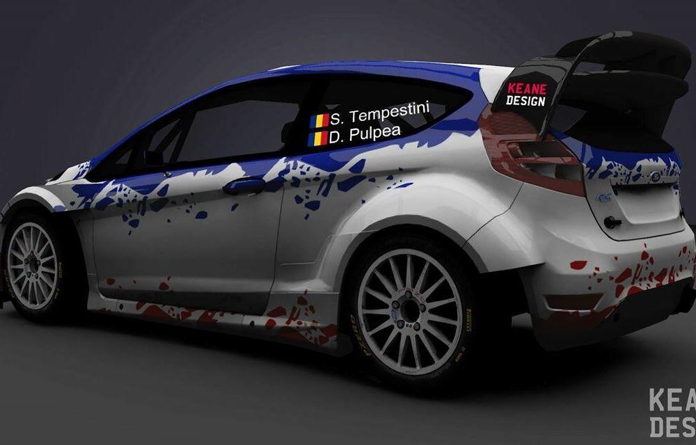 Simone Tempestini face un pas important spre grupa mare din WRC: va concura cu un Ford Fiesta WRC - Poza 2