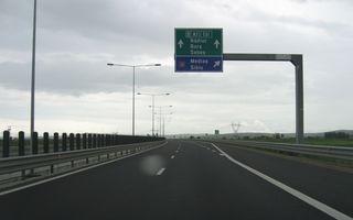 Raport CNADNR: Secțiuni ale lotului 3 din Autostrada Sibiu-Orăștie vor fi reconstruite
